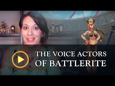 The Voice Actors of Battlerite