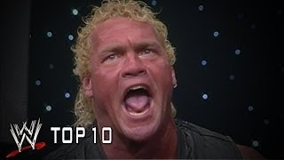Mic Mishaps - WWE Top 10