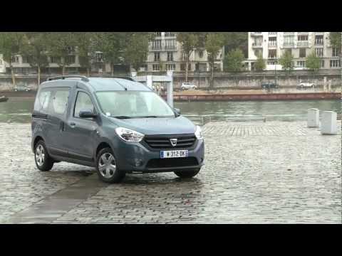 Essai Dacia Dokker 1.5 dCi 75 Ambiance 2012
