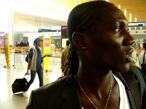 ISMAEL BANGOURA A QUELQUES JOURS DU MATCH GUINEE-KENYA