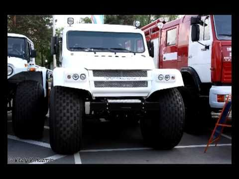 TREKOL 39294 - The Heavy All Terrain Vehicle with the light touch