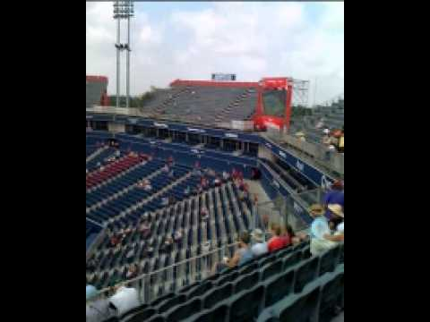 @ Rogers Cup w/ Danielle and Company :)