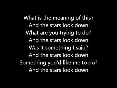 Rush - Stars Look Down