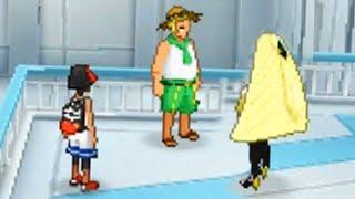 Mohn Meets Lusamine Secret Event - Pokémon Ultra Sun and Moon