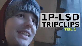 1P-LSD Tripaufnahmen und Erfahrungsbericht - Teil 1