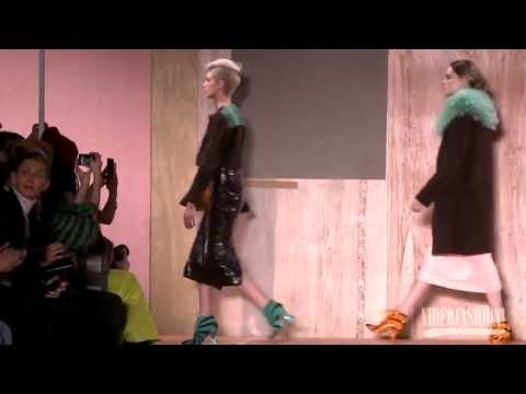 Roksanda Ilincic Autumn/Winter 2013-14 Videofashion