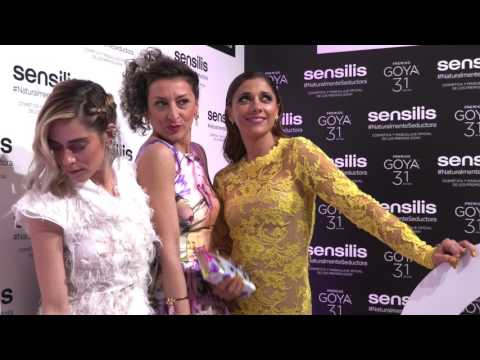 Backstage | Premios Goya 2017