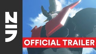 Mazinger Z: INFINITY - Official Theatrical Trailer