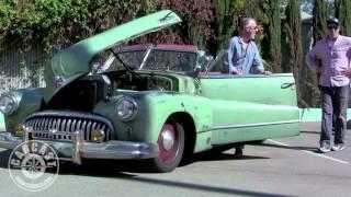 Jonathan Wards  48 Derelict Buick Convertible
