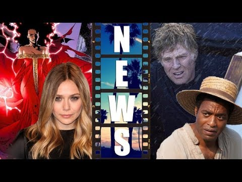 Elizabeth Olsen's Scarlet Witch, 12 Years a Slave & All Is Lost 2014 Oscars - Beyond The Trailer