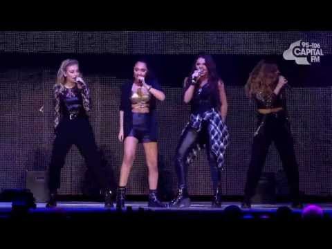 Little Mix - Wings - Capital Fm Jingle Bell Ball 2013 video