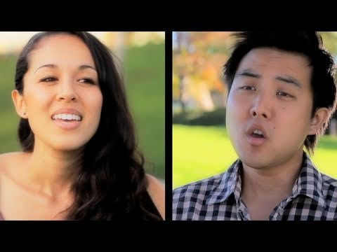 The Way You Are - David Choi & Kina Grannis