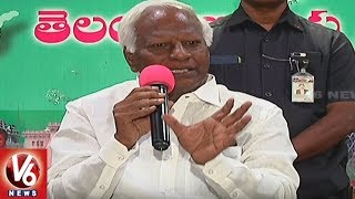 Dy CM Kadiyam Srihari Press Meet On Teachers Transfers | Hyderabad