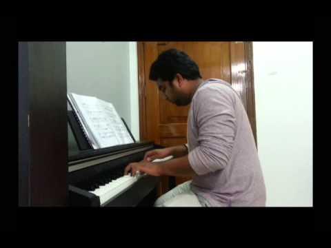 Amen Tilte Song- Aathmavin on Piano by Saja