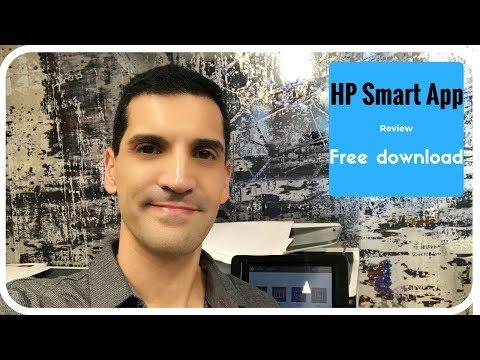 HP Smart App - Free App Review