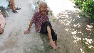 Thăm bà cụ 97 tuổi hái rau với bí quyết sống thọ mà không phải ai cũng biết