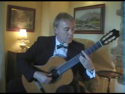 Classical Gas (Mason Williams) performed by Stuart Tindall on Classical Guitar.