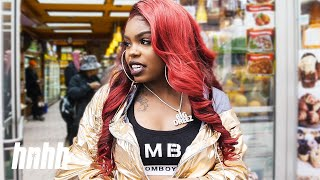 Dreezy on Kanye Eating Her Mom's Food in Chicago & The Church of Chick-Fil-A | HNHH's Snack Review