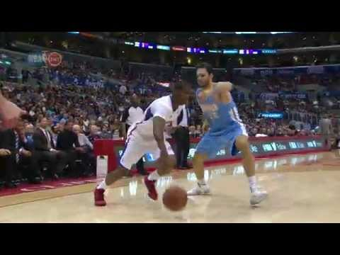 CP3 Puts Fournier in the Spin Cycle for the Score klip izle