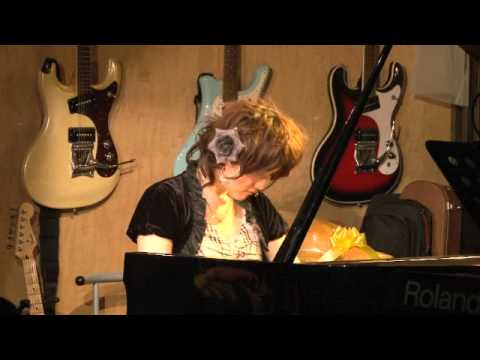 木村香恵 Piano Solo Live Vol.5 1st Stage #2 カーペンターズから Superstar