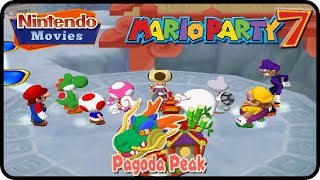 Mario Party 7 - Pagoda Peak 8-Player Mode (Multiplayer)
