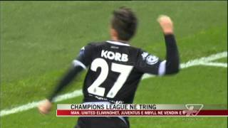 Download Champions League në Tring - News, Lajme - Vizion Plus 3Gp Mp4