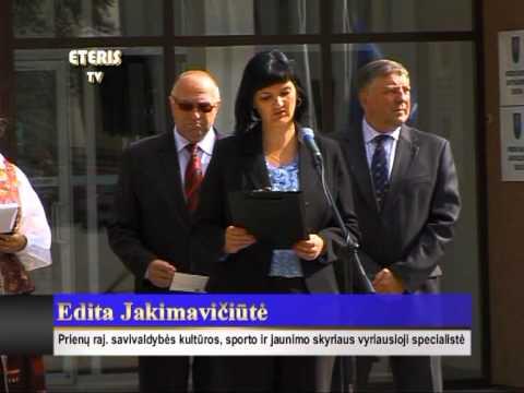 ETERIS TV 2012.09.18 2. Rugėjo 14-ą dieną Prienuose vyko Europos paveldo dienų paminėjimas