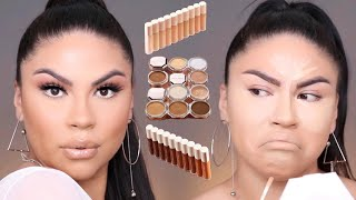 NEW FENTY BEAUTY CONCEALER REVIEW | MAKEUPBYGRISELDA