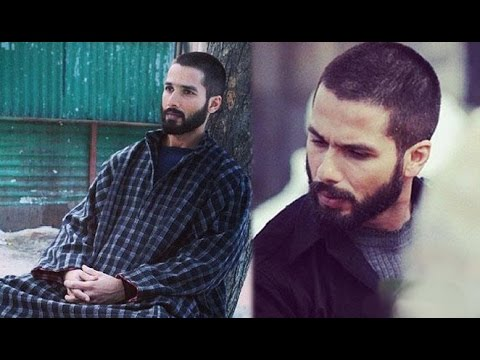 Shahid Kapoor: 'Haider made me feel inadequate as an actor'