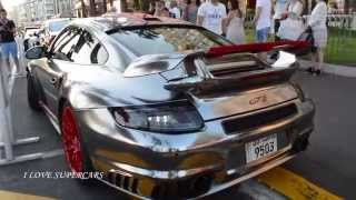 Porsche GT2 by Oakley Design 1300hp - Sound and Acceleration