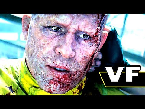 DEADPOOL 2 Bande Annonce VF Finale (2018)