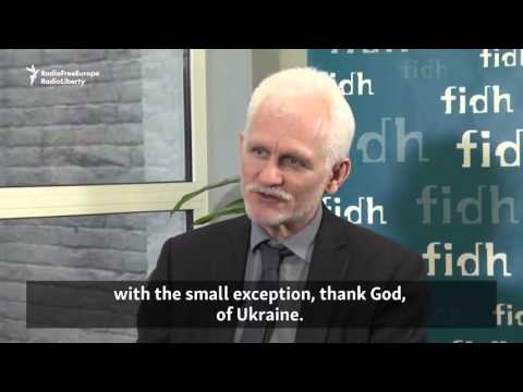 Activist Urges E.U. To Keep Political Pressure On Belarus