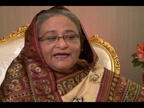 Interview with Bangladesh Prime Minister Sheikh Hasina