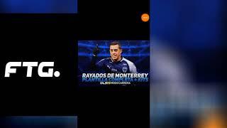 """PLANTILLA DEL RAYADOS DEL """" MONTERREY"""" PARA DREAM LEAGUE SOCCER 2019-2020"""