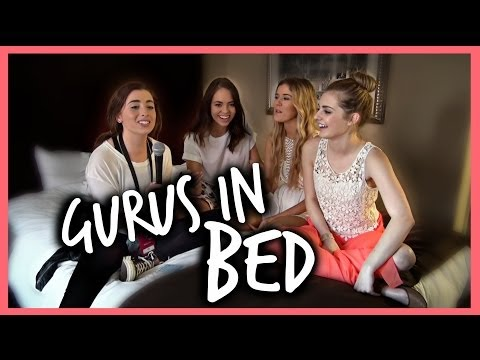 BEAUTY GURUS TELL ALL...... IN BED
