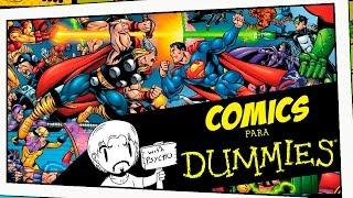 [C.H.A.O.S.] Guía para el Principiante en Comics