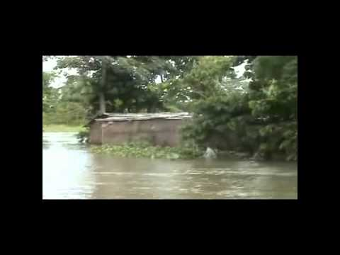 M. BADRUDDIN AJMAL, MP Dhubri  visited ASSAM FLOOD June 2012