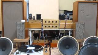 GO  Dexter Gordon  Leak Point One pre-amplifier