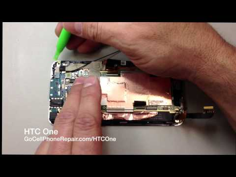 HTC One M7 Complete Disassembly