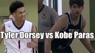 Kobe Paras Exciting Game vs Final Four Oregon Guard Tyler Dorsey