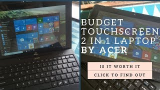 Acer One 110 - Worlds Cheapest Laptop | Acer Aspire Switch One SW110-1CT Specifications and Review