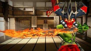 Warcraft 3 - Fireblademaster (4v4 RT #118)