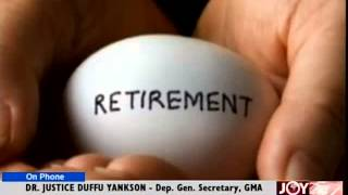 Retiring with Little Pension - News Desk (20-10-14)