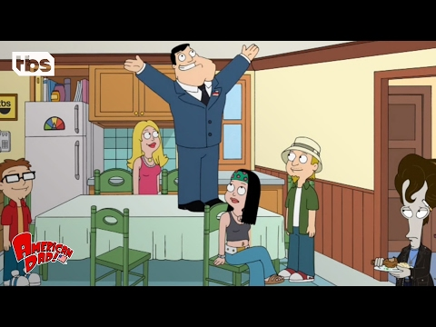 Moving To Tbs   American Dad   Tbs video