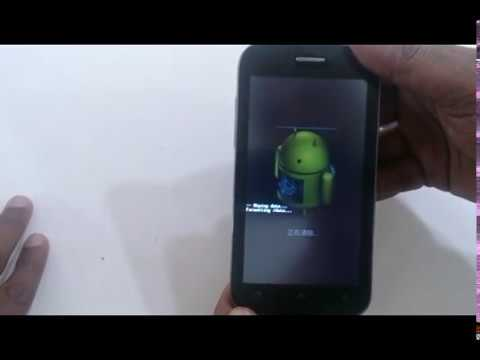 How to factory reset and troubleshoot in Micromax A110Q smart phone