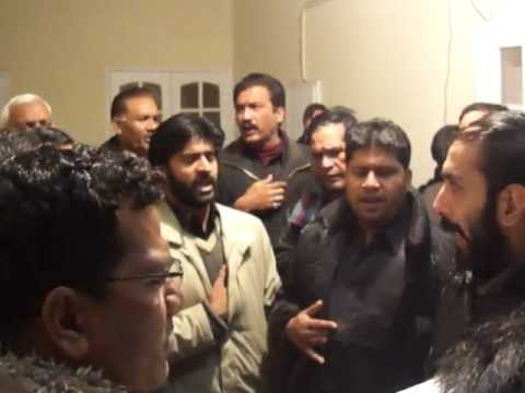 23 Moharam - Markazi Matmi Dasta Rawalpindi - Tur dunya toon gaye ronde