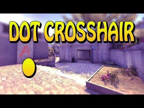 BACK TO THE DOT CROSSHAIR! CSGO LEM COMPETITIVE ON OVERPASS