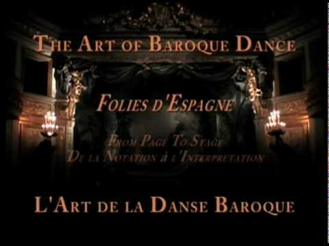 The Art of Baroque Dance (2010)