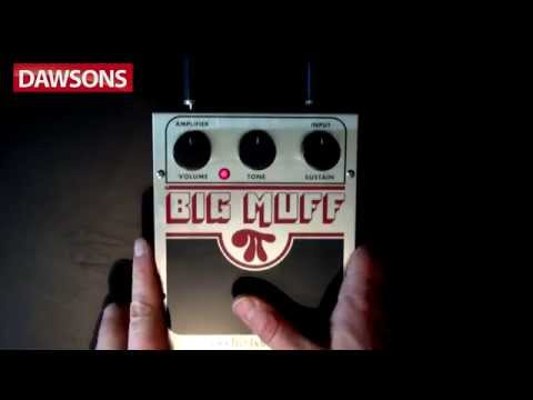 Electro Harmonix Big Muff Review