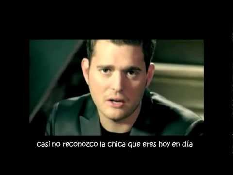 Michael Buble - Lost (español) [hd] video